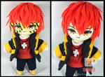 707 - Saeyoung - Seven - Mystic Messenger by renealexa-plushie