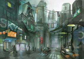 Concept city iv by alexmartinez