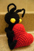 Heartless Loves Hearts (Pattern link) by Phantasmfreud