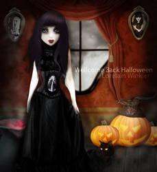 Wellcome Back Halloween by LorelainW