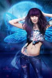 Rock Fairy by LorelainW