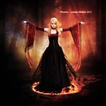 Phoenix Passion Fire by LorelainW