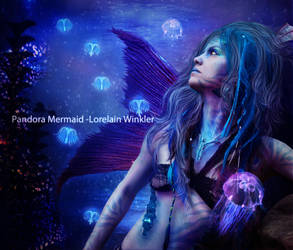 Pandora Mermaid - Avatar by LorelainW