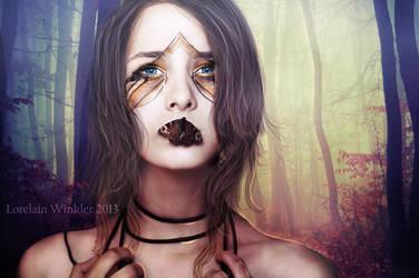 little suffering by LorelainW