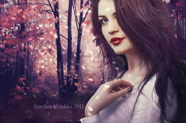 Follow Me by LorelainW