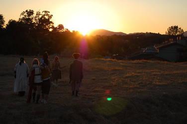 FFXIII: Tomorrow Will Dawn by KAZUHOLIC