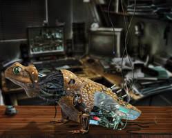 Bionicfrog by Taitaviracocha