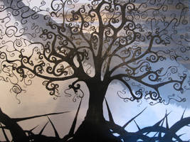 Memory Tree by Shi3ldmaid3n