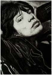 Mick Jagger by inyourhonour