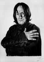 Severus Snape by inyourhonour