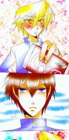 YGO - Kaiba birthday by Yuki-mono