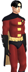 Tim Drake Robin In The Sims 2 (Pic #B) by ddgjdhh