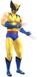 Wolverine In The Sims 2 (Pic #A) by ddgjdhh