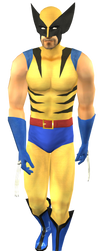 Wolverine In The Sims 2 (Pic #B) by ddgjdhh