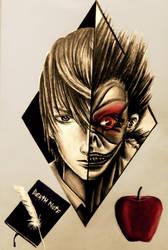 death note by devilwithin91