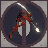 The Merc With a Mouth by KendrickTu