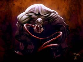 Venom - Charity Commission by KendrickTu