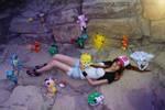 cosplay pokemon Hilda 1 by Lucy-Dark-Dreams