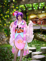 cosplay nozomi from love live 1 by Lucy-Dark-Dreams