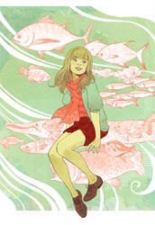 Fishes by 20handstall