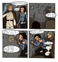 The hermit life by LittleWerewolfX3