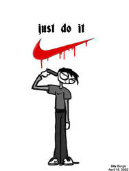 Just Do It by 101damnations