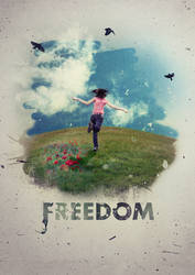 Freedom by DJ-LINZA