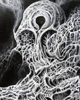 Distortion Gaze by FrankHeilerArt
