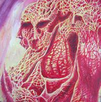 Blood Ritual by FrankHeilerArt