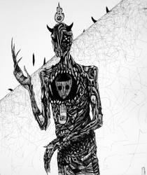 Skinned Reality by FrankHeilerArt