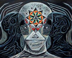 Soul Convergence by FrankHeilerArt