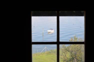 A boat? by wiak