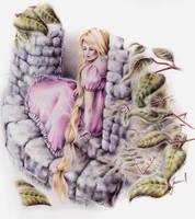 Rapunzel - my version by jeremiasch