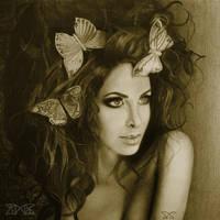 Butterflies experiment by cloudmilk
