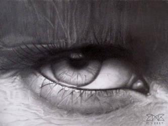 Fragments - Eye by cloudmilk