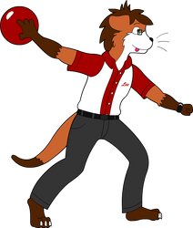Art Trade - Bowler Lee by Aquablast-Fon