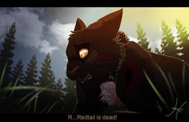 Reddtail Is Dead by albinoWolf58