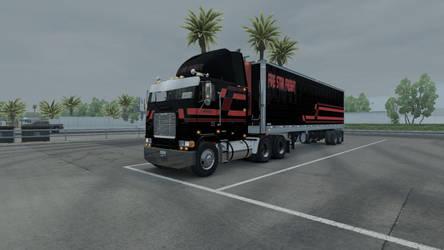 Freightliner/Utility FireStar Freight Combo by Firestarthecat1