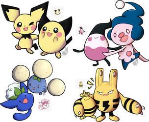 I love pokemon so much by Lighterium