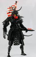 Bionicle MOC - Katsumoto by Prhymus