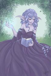 Jaylhe - Elfebuary by myre