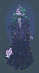 Lumenastra for Faeb's Warcraft Ball by myre