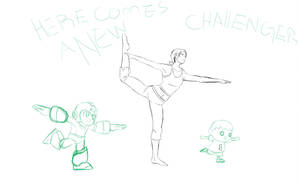 Here comes the new challengers by HellGab