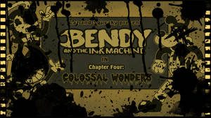Bendy and the Ink Machine - Chapter 4. by diuky