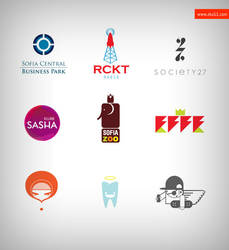 various logos by punkt11