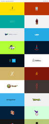 logo selection by punkt11