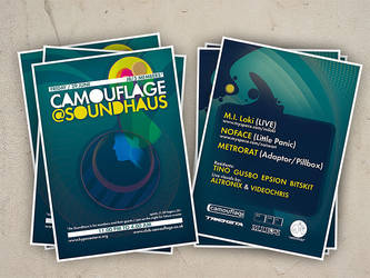 flyer by punkt11