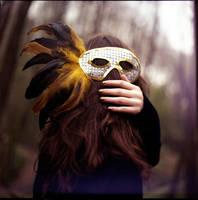 Unspoken - An Imaginary Portrait by iwanttobeevil