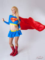 Supergirl Stock 2 by shut-up-and-duel-me