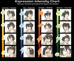 expression intensity meme by kyuubifred